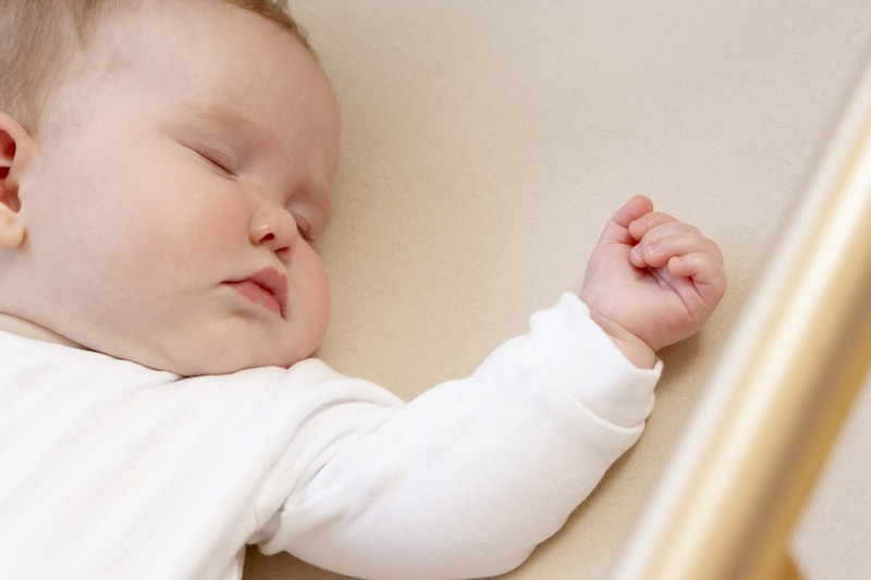 5 REASONS YOUR BABY NEEDS TO SLEEP WELL