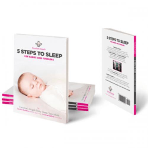 5 Steps to Sleep